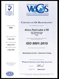 ISO 2008 Cert